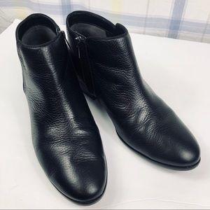 Sam Edelman Sz 12 Women's Ankle Black Leather